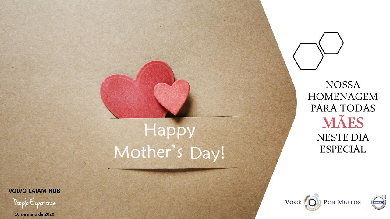 Dia das Mães na Volvo
