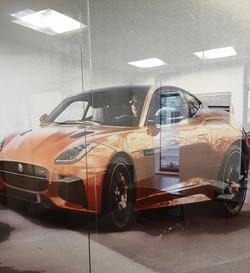 Segurança no Transito na Jaguar