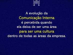 A evolução da Comunicação Interna