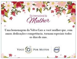 Dia da Mulher na Volvo