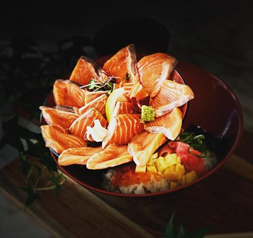 Sashimi of Japan | 海鮮丼専門店 | 百一食亭