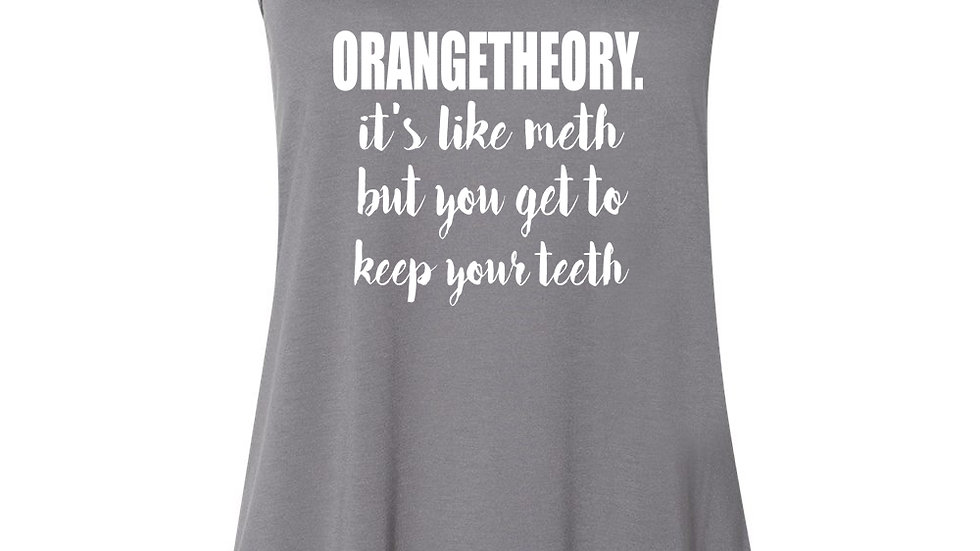 Orangetheory Meth