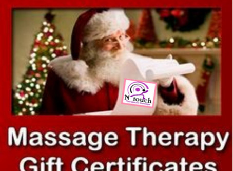 Top 3 Reasons to Gift Massage