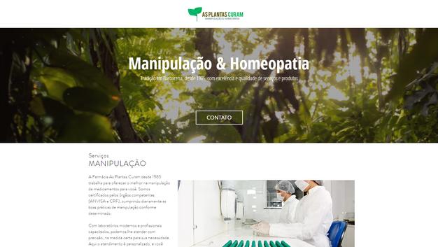 FARMACIA AS PLANTAS CURAM