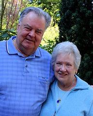 Tom & Pauline Jones