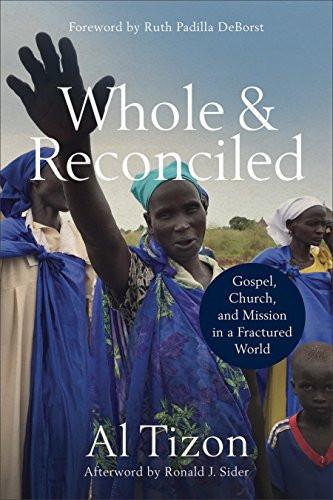 Whole & Reconciled by Al Tizon