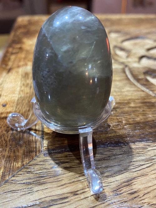 Gemstone Eggs: Fluorite