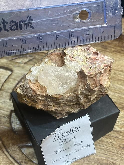 Opal: Hyalite Water