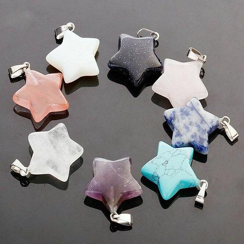 Star Gemstone pendant