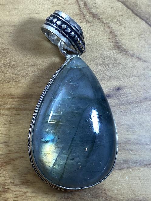 Labradorite Silver pendants (C)