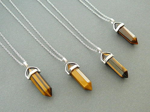 Pendant Point: Tiger Eye