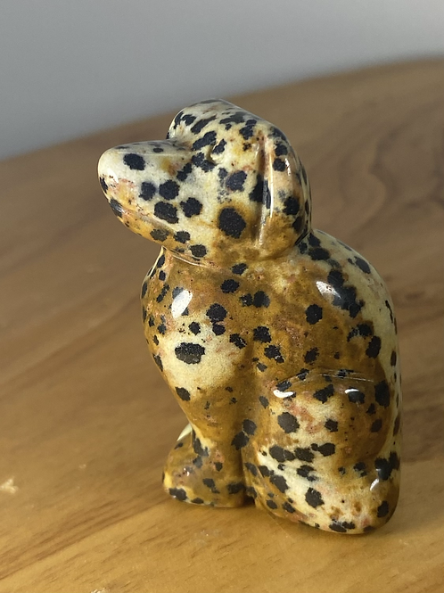 Dog: Dalmatian Stone