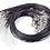 Thumbnail: Black Waxed Necklace Cord
