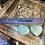 Thumbnail: Heart: Pistacchio Calcite Medium