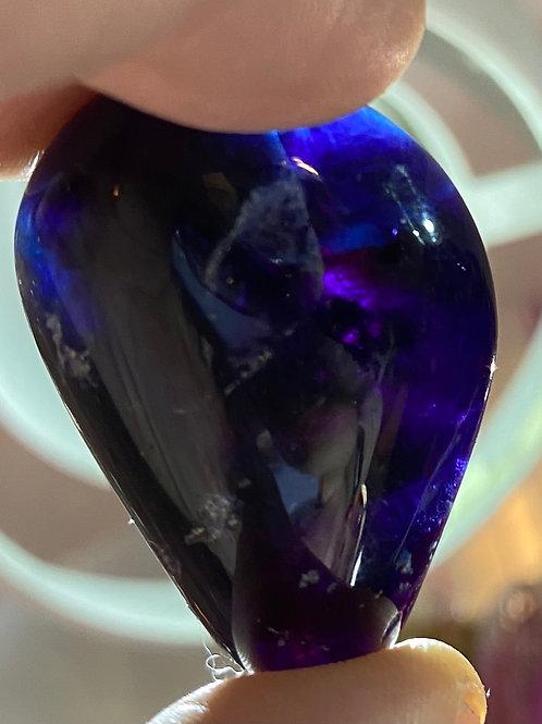 Fluorite: Blue Large