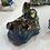 Thumbnail: Aura (Flame) Quartz Cluster (American) Small