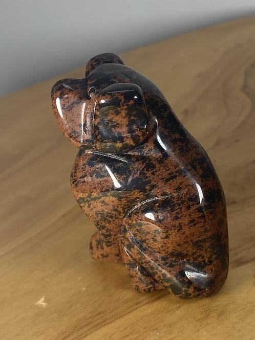 Dog: Mahogany Obsidian