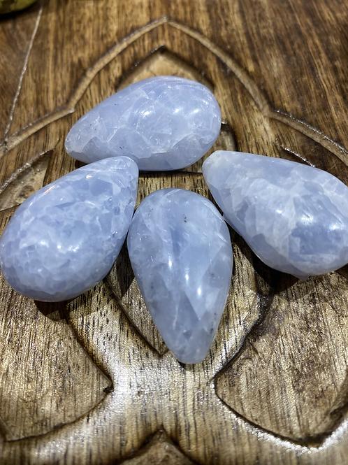 Tears: Calcite blue