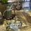 Thumbnail: Natural Gemstone Earring hoops