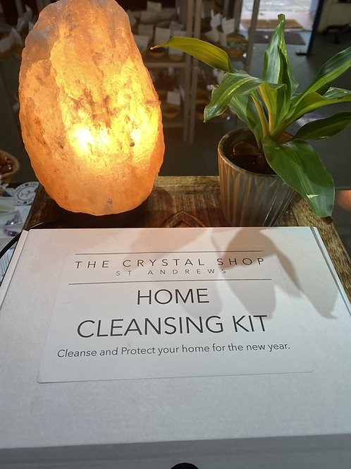 Home Cleansing Box