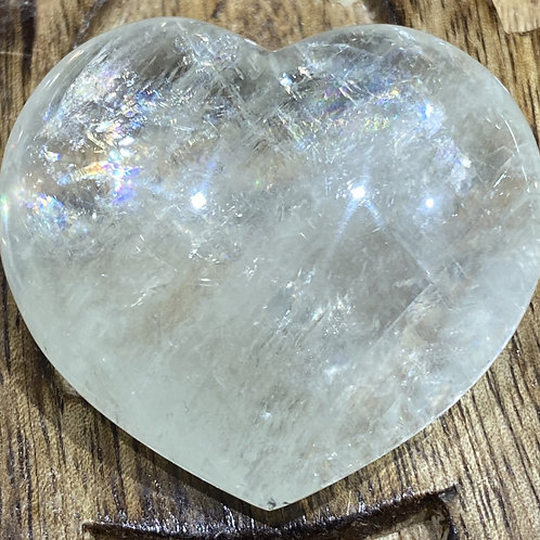 Hearts: Calcite Optical