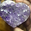 Thumbnail: Heart: Amethyst Points