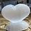 Thumbnail: Heart: Selenite(Standing)