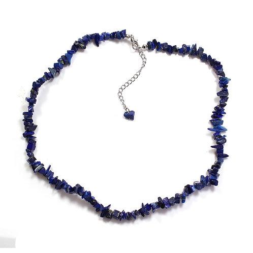 Necklace: Lapis Lazuli