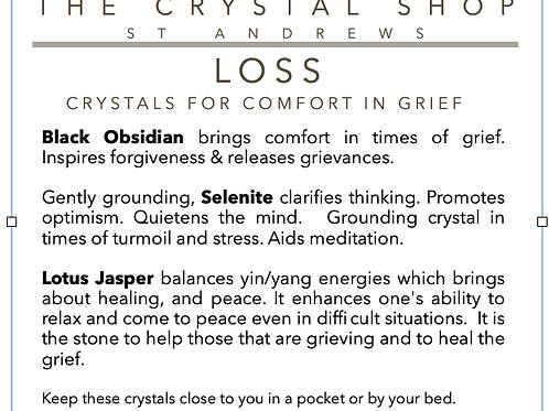 Crystal Healing Box LOSS