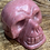 Thumbnail: Gemstone Skull: Rhodonite
