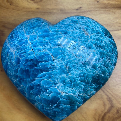 Heart: Apatite