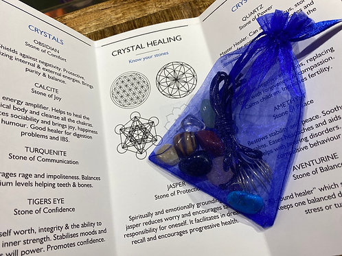 Essential Crystal Beginner Set