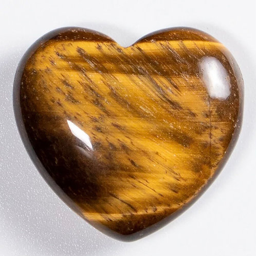 Hearts: Tiger Eye Mini