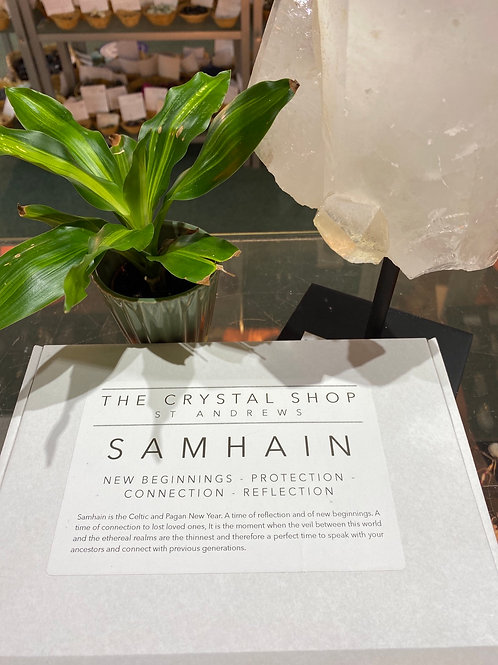 Samhain Crystal Kit