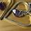 Thumbnail: Amethyst Heart Pendant