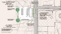Partial Site Improvement Plan