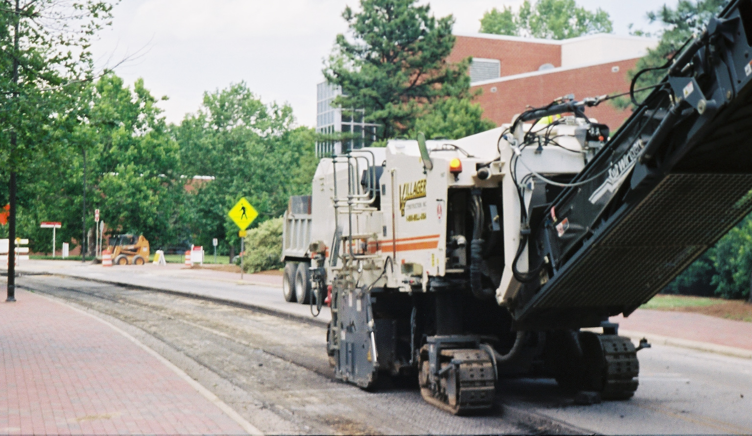 NCSU Dan Allen Resurfacing