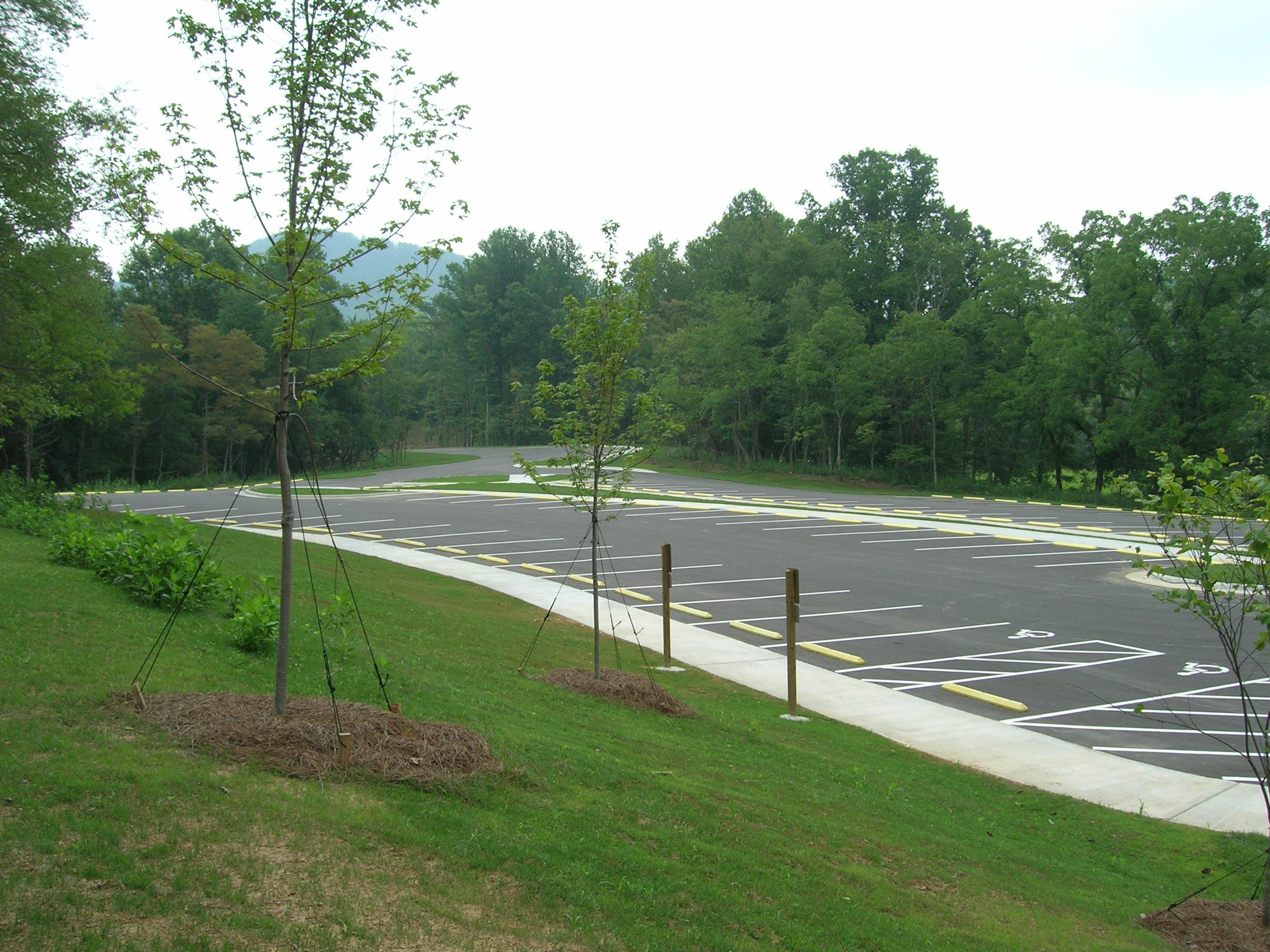 State Park Parking Improvement