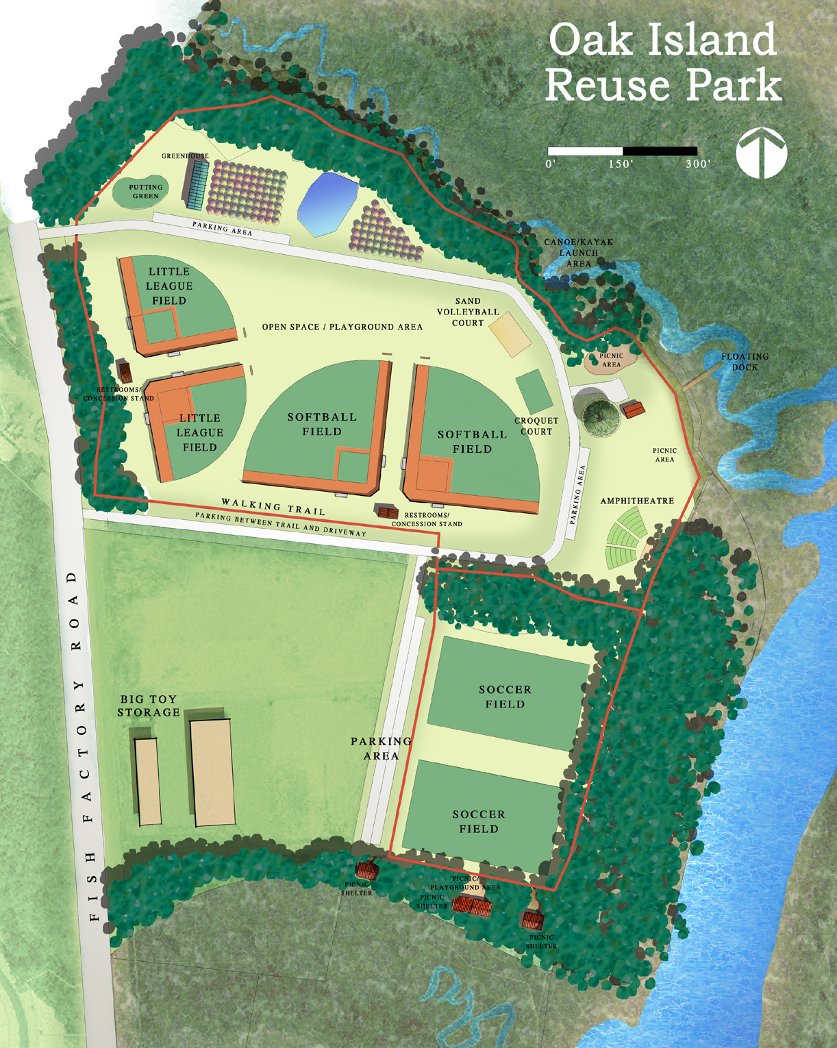 Reference Site Plan