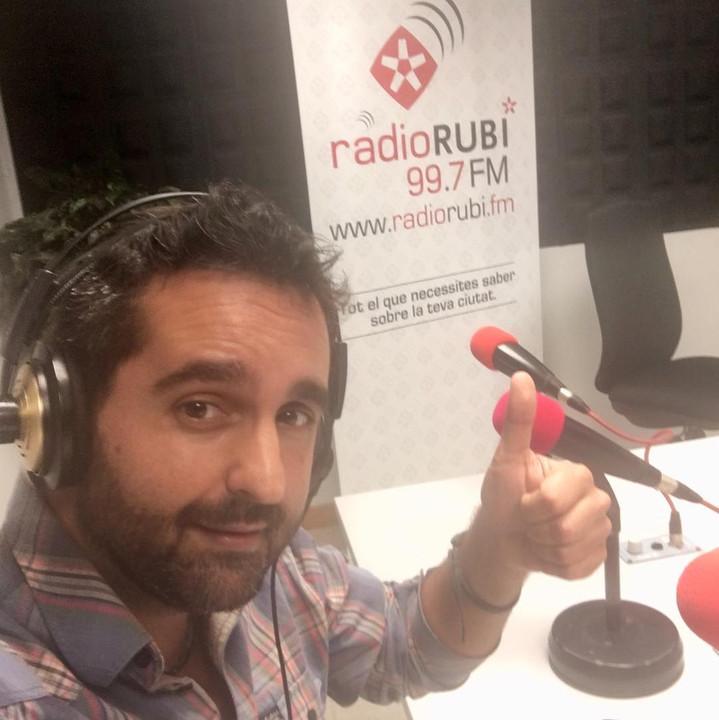 Entrevista a Radio Rubí