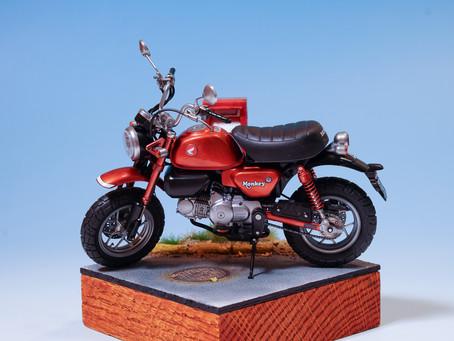 [模型] Honda Monkey