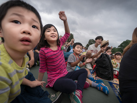 [東京] 自由行適合家庭親子小孩的景點 下篇