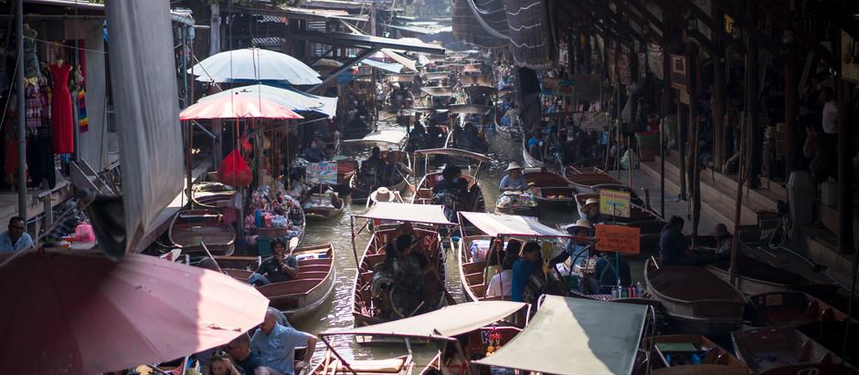 [曼谷]泰國一日行 上篇 泰浪漫大城一日遊