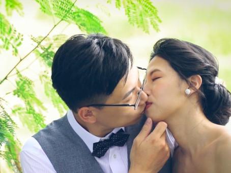 [婚禮] 旻杰+子涵 結婚 有兒菈菈樹花園