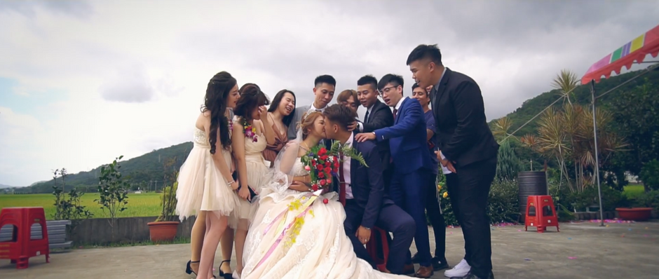 [婚禮]耀元+羽廷 結婚 花蓮玉里