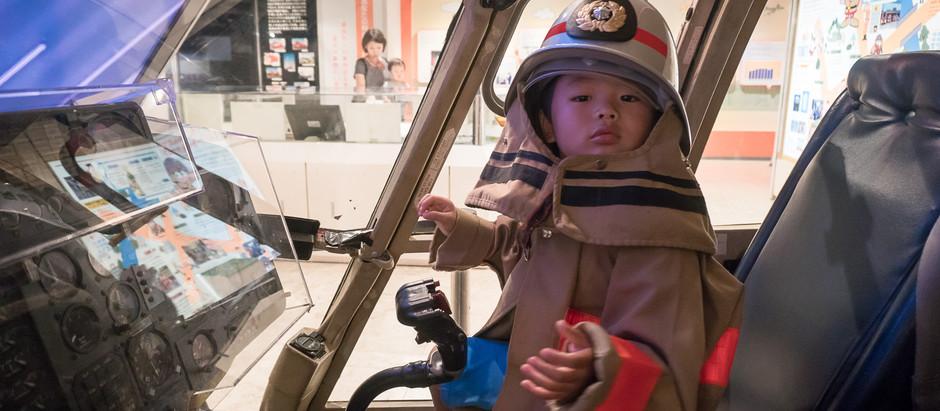 [東京] 自由行適合家庭親子小孩的景點 上篇