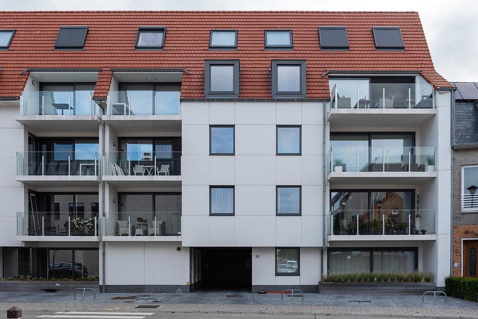 Appartement te koop Bredene