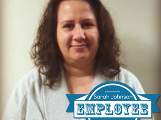 Congratulations to Sarah Johnson, Escrow Officer in our Denver office  for being selected as the Emp