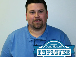 Congratulations to Douglas Hassell, Closing Supervisor in our RI office  for being selected as the E