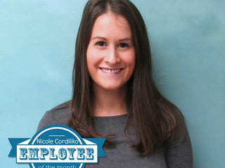 Congratulations to Nicole Cordiliko, Closing Specialist in our Rhode Island Headquarters for being s
